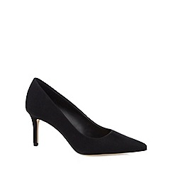 Call It Spring - Black 'Fririen' high heel court shoes