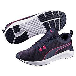 Puma - Multi-coloured 'Rush Cross Hatch Wn' trainers