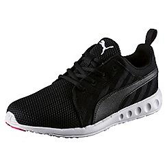 Puma - Black 'Carson Cross Hatch Wn' trainers