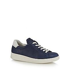 ECCO - Blue soft 4 shoes