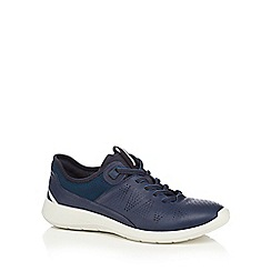 ECCO - Blue soft 5 sneakers
