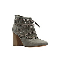 Clarks - Taupe Suede' JAZLYN BERRY' Ankle boots