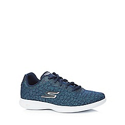 Skechers - Navy 'Go Step' trainers
