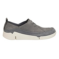 Clarks - Grey 'Tri Angel' women's trainers
