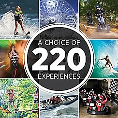 Activity Superstore - Ultimate Choice for Thrills gift experience