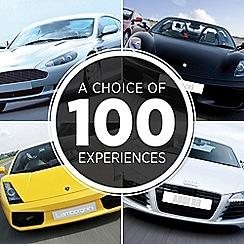 Activity Superstore - Aston, Ferrari, Lamborghini or R8 gift experience