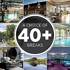 Activity Superstore - One Night Hotel and Spa Break gift experience for 2