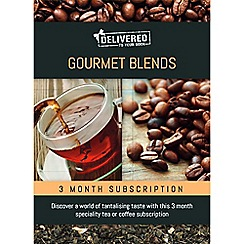 Activity Superstore - Gourmet Blends gift experience subscription