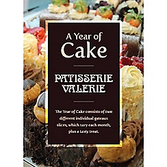 Activity Superstore - Year of Cake gift experience subscription