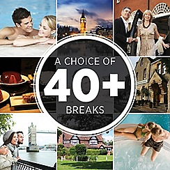 Activity Superstore - Hotel Leisure Break gift experience for 2