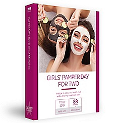 Activity Superstore - Girls' Pamper Day Gift Experience for 2