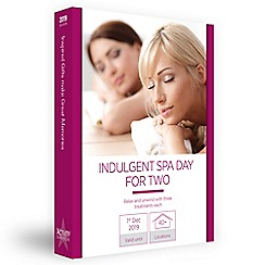 Activity Superstore - Indulgent spa gift experience day for 2