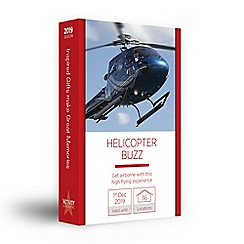 Activity Superstore - Helicopter buzz gift experience
