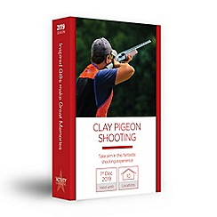 Activity Superstore - Clay pigeon shooting gift experience