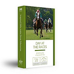 Activity Superstore - Day at the races gift experience day