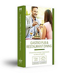 Activity Superstore - Gastro pub and restaurant dining gift experience for 2