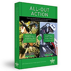 Activity Superstore - All out action gift experience