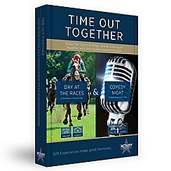 Activity Superstore - Time out together gift experience for 2