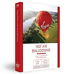 Activity Superstore - Hot air ballooning gift experience