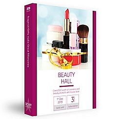 Activity Superstore - Beauty hall gift experience