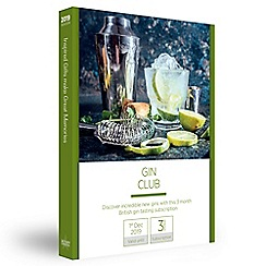 Activity Superstore - Gin Club Subscription
