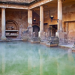 Activity Superstore - Roman Baths getaway gift experience for 2