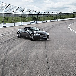 Activity Superstore - Aston Martin drive and Ariel Atom ride gift experience