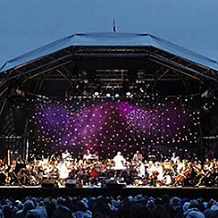 Activity Superstore - Outdoor Proms Concert gift experience for 2
