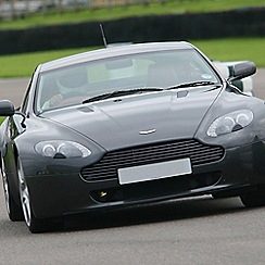 Activity Superstore - Aston Martin Blast Gift Experience