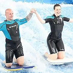 Activity Superstore - Indoor Surfing gift experience