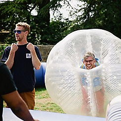 Activity Superstore - Body Zorbing gift experience for 2