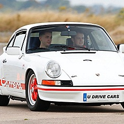Activity Superstore - Classic Porsche Thrill gift experience