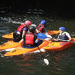 Activity Superstore - Half Day Kayak or Canoe gift experience