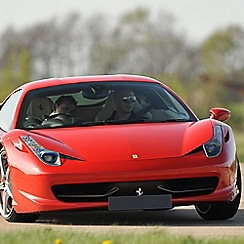 Activity Superstore - The Ultimate Ferrari Combo gift experience