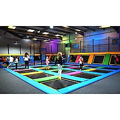 Activity Superstore - Jump Around - Trampolining gift experience for 2