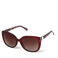 Radley - Purple 'Rosa' square sunglasses
