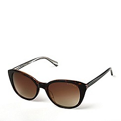 Radley - Ladies brown 'Anna' gradient cat eye sunglasses