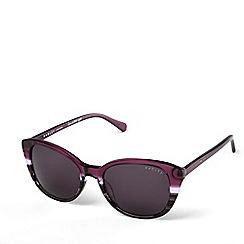 Radley - Purple 'Anna' square sunglasses