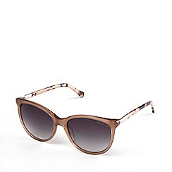 Radley - Ladies pink 'Nicole' gradient cat eye sunglasses