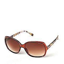 Radley - Ladies brown 'Abbie' gradient oversized sunglasses