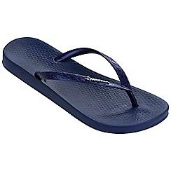 Ipanema - Navy blue 'Anatomic' sandals