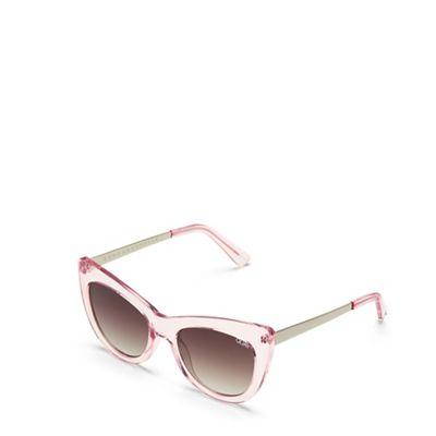 acc96133ad Quay Australia - Pink  Steal A Kiss  cat eye sunglasses