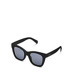 Quay Australia - Black 'After Hours' square sunglasses
