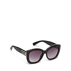 Red Herring - Black cat eye sunglasses