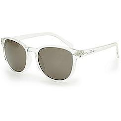 Bloc - Jasmin   Shiny clear sunglasses
