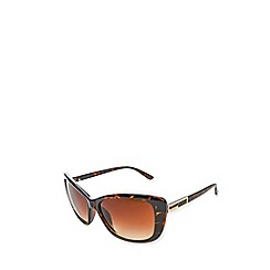 Gionni - Plastic oversized cat eye  sunglasses