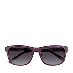 Radley - Radley - matte raspberry/purple 'Petal' sunglasses