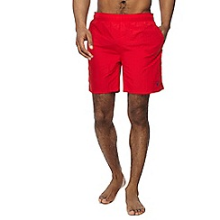Gant - Bright red swim shorts