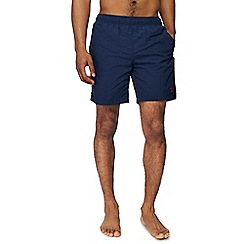 Gant - Navy swim shorts