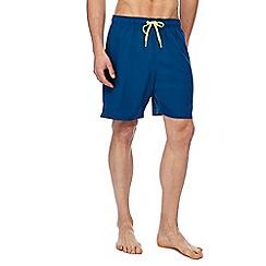 Nike - Dark turquoise 'Vital' swim shorts